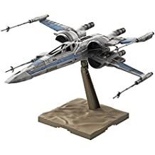 Star Wars X-Wing Fighter Resistance specification 1/72 scale plastic model