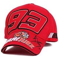 Wanglele Las Hormigas Hormigas Coche Hat Hat Cap Baseball Cap Verano, Rojo Neutro