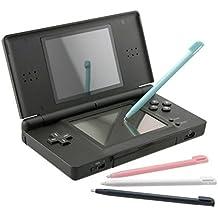 Insten Gen 4 Piece Stylus Pen Set Multi Color for Nintendo DS Lite
