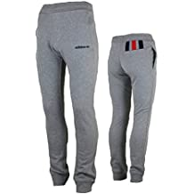 adidas Originals–Pantalones para hombre Fitted Sweatpants French Terry, hombre, Hose Fitted Sweatpants French Terry, gris, medium