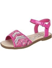 Ital-Design - Zapatillas de Material Sintético para Niña, Color Rosa, Talla 33