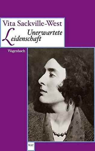 Buchseite und Rezensionen zu 'Unerwartete Leidenschaft (WAT)' von Vita Sackville-West