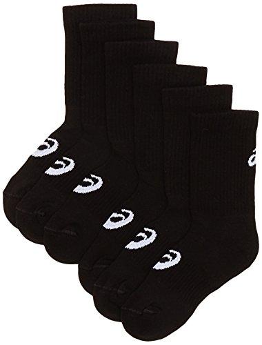 Asics Socken schwarz 39-42 EU (Running Socken Asics)