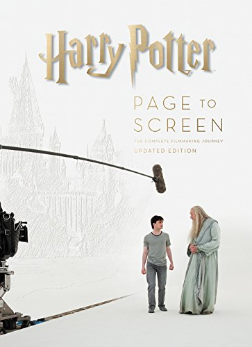 Harry Potter Page to Screen: Updated Edition: The Complete Filmmaking Journey por Bob McCabe