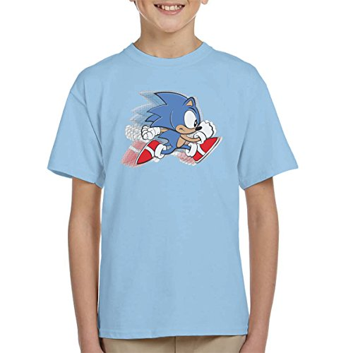 Sonic The Hedgehog Speed Kid's T-Shirt