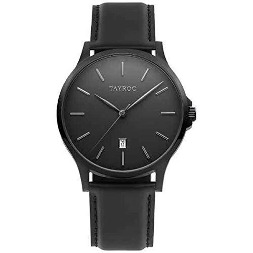 Tayroc Classic Black horloge TXM102
