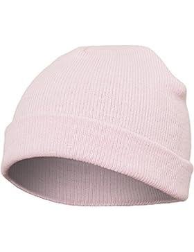 Flexfit Heavyweight–Gorro de punto rosa baby pink Talla:talla única