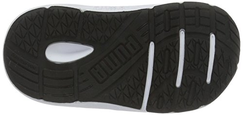 Puma Axis V4 Sl V Inf, Scarpe da Ginnastica Basse Unisex – Bambini Nero (Puma Black-puma White 15)