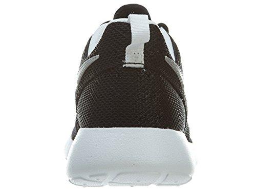 Nike - Scarpe da ginnastica Nike Rosherun GS, Unisex - bambino Black White
