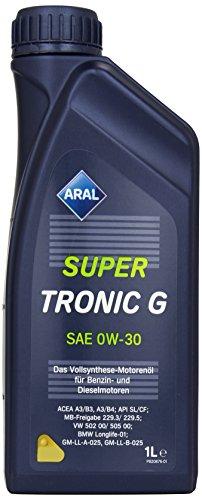 ARAL SuperTronics G 0W 30 Motorenöl, 1 Liter