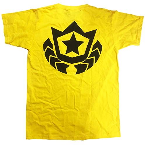 Fortnite Official Battle Star Youth T-Shirt (Youth M)