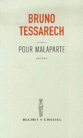 Pour Malaparte Portrait par Tessarech Bruno