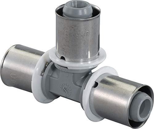 Uponor Verbund Press-T-Stück MLC 16-16-16 Kunststoff gebraucht kaufen  Wird an jeden Ort in Deutschland