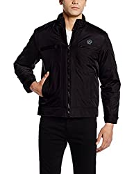 Fort Collins Mens Synthetic Jacket (14405-ol_XX-Large_Black)
