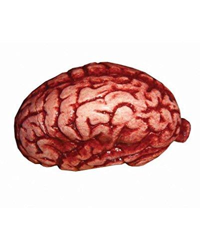 Latex Gehirn als Halloween Deko & Horrorfilm Requisite