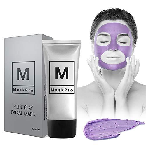 Máscara Facial de Arcilla Pura por MaskPro