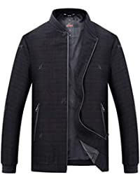 Cappotti Giacche Giacca Uomo Grasso Ultra-Sottile Giacca da Uomo  Abbigliamento Sportivo da Esterno Abbigliamento a251d532780