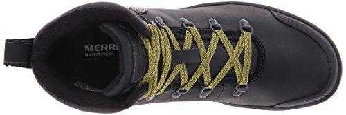 Merrell  TURKU TREK WTPF, Sneakers Hautes homme Noir (Black)