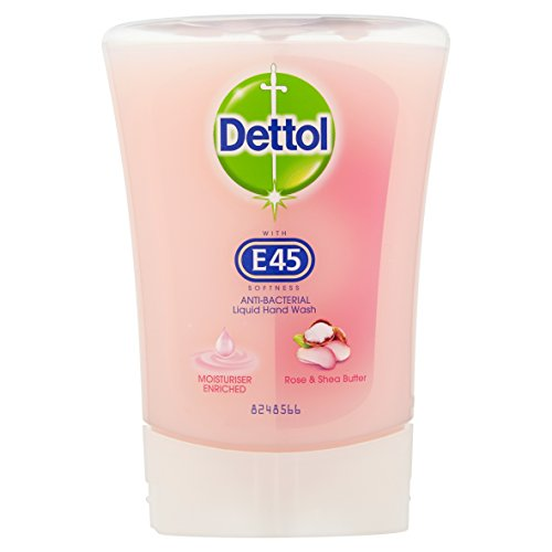 dettol-e45-hand-wash-rose-shea-butter-250ml