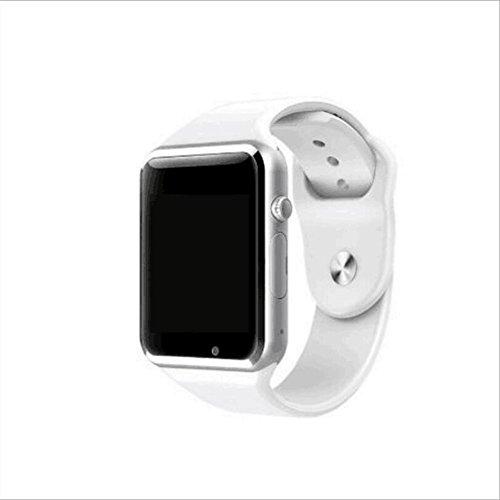 Smart Watch Handy Karte Bluetooth Android Anruf Positionierung Geschenk,White