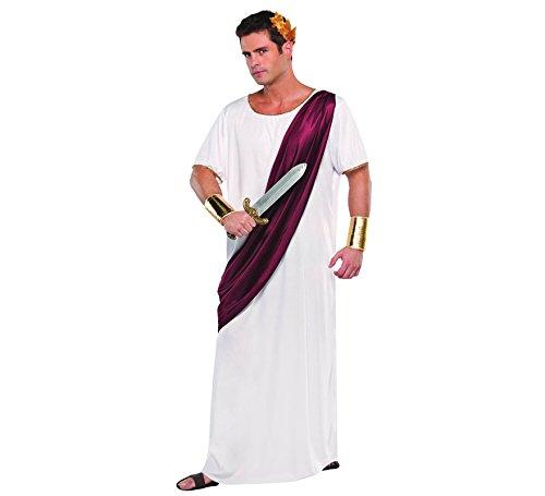 Christys London Disfraz de César Romano para Hombres en Talla estándar M-L