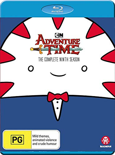 Adventure Time Complete Season 9 Blu Ray Region B2