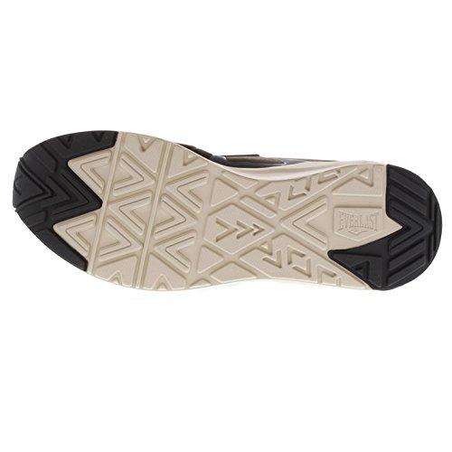 Everlast Uomo Tanto Strap Scarpe da ginnastica Khaki/Charcoal