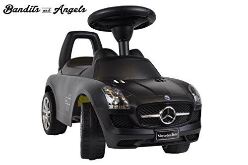 Bandits & Angels Mercedes-Benz SLS AMG Silber