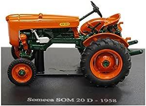 Tracteur Someca 20D 1//43