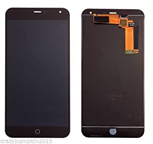 Premium High Quality Replacement LCD Dispaly + Touch Screeen For Meizu M1 Note (Without Frame)-Black