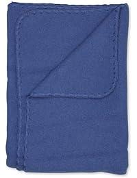Disana Woll-Decke - aus 100% kbT gewalkter Schurwolle, Größe 140x200cm