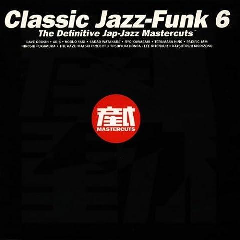 Classic Jazz Funk Mastercuts 6