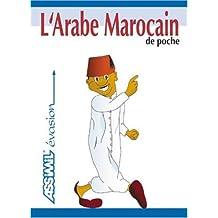 L'Arabe Marocain de Poche ; Guide de conversation