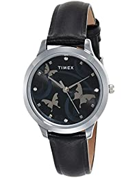 Timex Analog Black Dial Women's Watch-TW00ZR273E