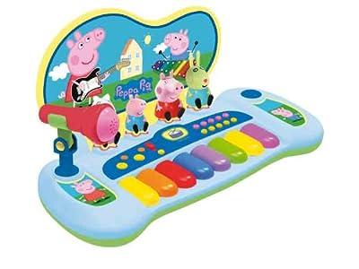 Claudio Reig - Organo Pepa Pig Con Personajes Melodias Y Micro 72-2328 de Claudio Reig