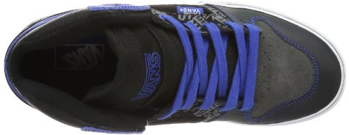 Vans Y ALLRED VQEQC4F Unisex-Kinder Sneaker Schwarz (Black)