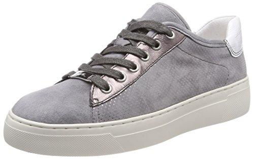 ara Courtyard Damen Sneakers Grau (rauch, street/Weiss)