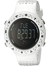 Columbia Ct004-100 - Reloj de aventura, color blanco, talla M
