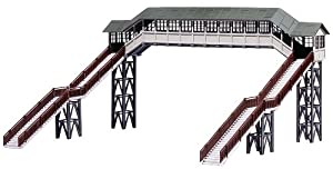 Faller - Edificio ferroviario de modelismo ferroviario H0 escala 1:87 (F120198)