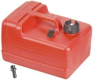 Benzintank / Außenbordertank 11,3 Liter mit 7 mm Tankanschluss