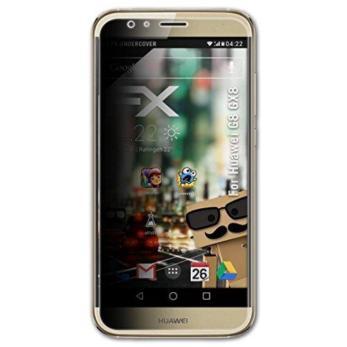 atFolix Blickschutzfilter kompatibel mit Huawei G8 GX8 / G7 Plus Blickschutzfolie, 4-Wege Sichtschutz FX Schutzfolie