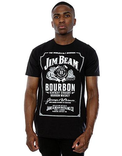 jim-beam-herren-classic-logo-t-shirt-xx-large-schwarz