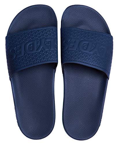 Slydes, sandali uomo blu marina militare, blu (marina militare), 45.5 eu