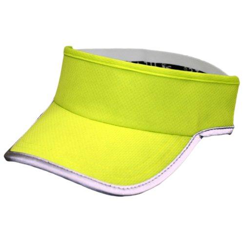 Headsweats Mütze Supervisor, Hochreflektierendes Gelb, OSFM, 7703 289r (Ausgestattet Eine Hut Passform Cap)