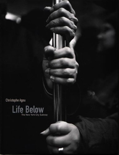Life Below: The New York City Subway por Christophe Agou