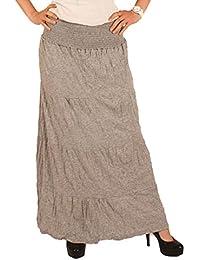 1cbfc1f25b9c Suchergebnis auf Amazon.de für: maxirock grau - Asymmetrisch / Röcke ...