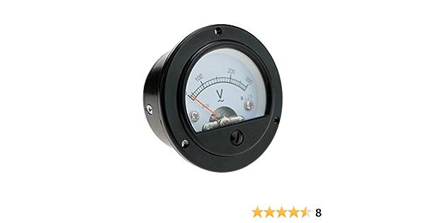 Bematik Meter Elektrisch Analog Für Platte Runde 52mm Elektronik