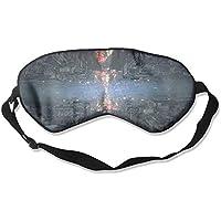 Sleep Eye Mask Glitch Art City Road Lightweight Soft Blindfold Adjustable Head Strap Eyeshade Travel Eyepatch E6 preisvergleich bei billige-tabletten.eu