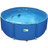 AquaForte Plegable Platillos Quality koivats Diámetro 200x 60cm, Color Azul