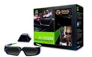 Nvidia Pack lunettes 3D Vision édition Duke Nukem (Import Royaume Uni)